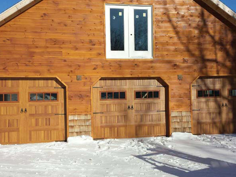 Carriage House Doors – Long Panel