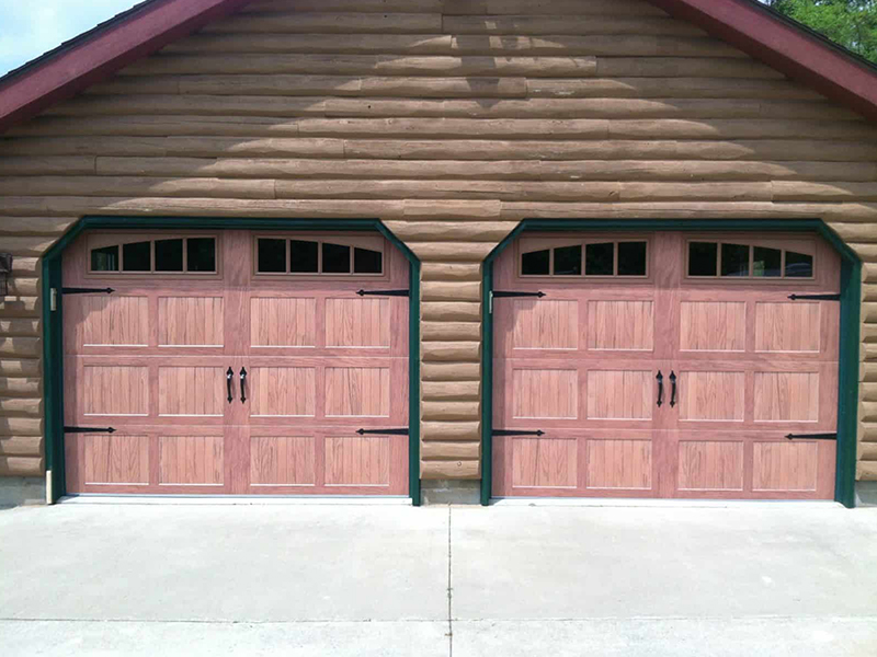 Carriage House Doors – Short Panel